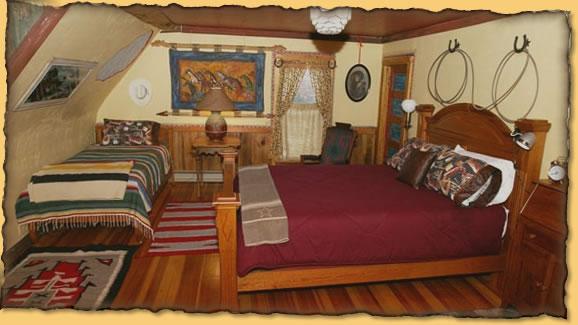 Wild West Room